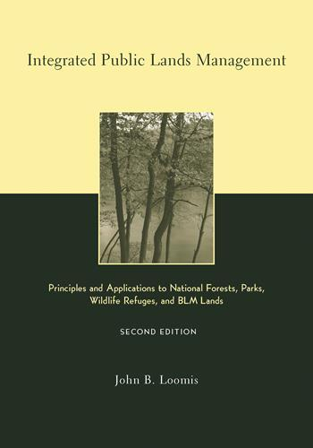 Integrated Public Lands Management