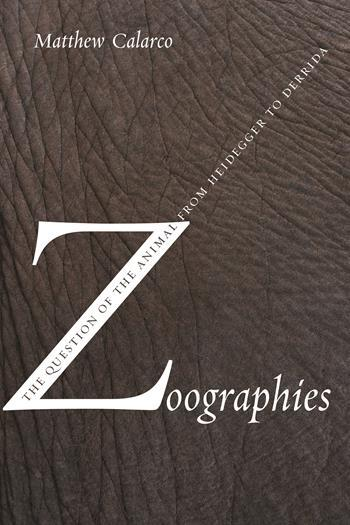 Zoographies