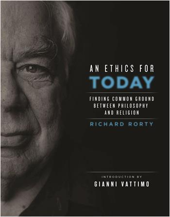 An Ethics for Today