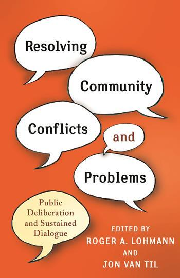 Resolving Community Conflicts and Problems