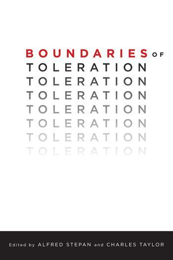 Boundaries of Toleration