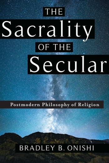 The Sacrality of the Secular