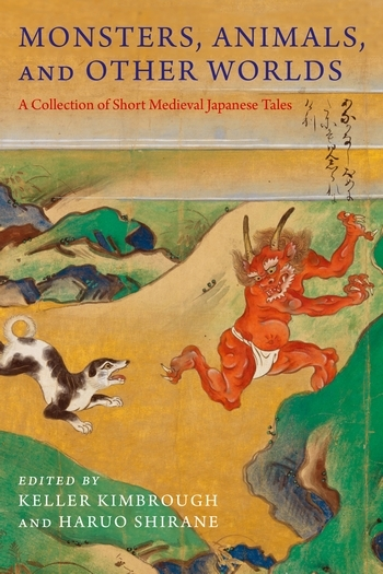 book cover of Japanese Monsters, Animals, and Other Worlds