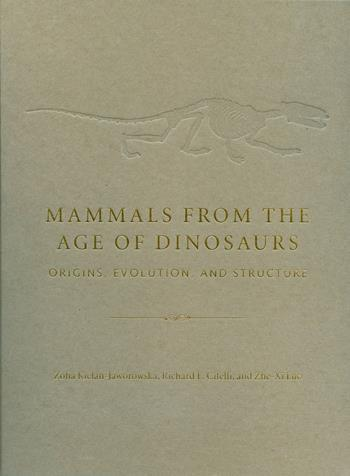 Mammals from the Age of Dinosaurs
