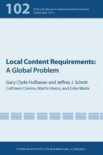 Local Content Requirements