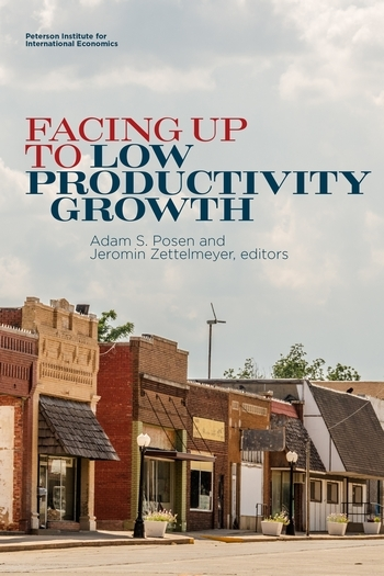 Facing Up to Low Productivity Growth