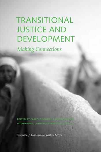 Transitional Justice and Development