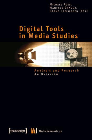 Digital Tools in Media Studies