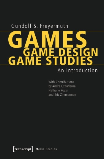 Games | Game Design | Game Studies