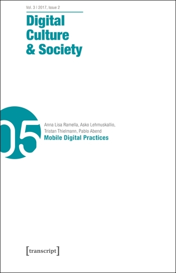 Digital Culture & Society (DCS) Vol. 3, Issue 2/2017