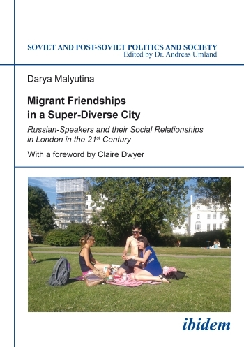 Migrant Friendships in a Super-Diverse City