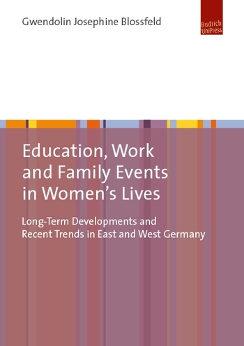 Education, Work, and Family Events in Women's Lives