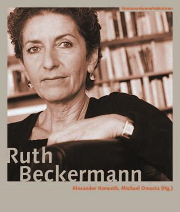 Ruth Beckermann [German-language Edition]