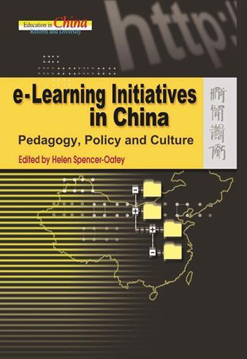 e-Learning Initiatives in China