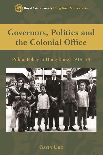 Governors, Politics, and the Colonial Office
